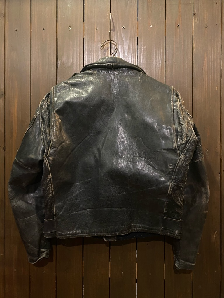マグネッツ神戸店 12/16(水)Vintage入荷! #1 Leather Item!!!_c0078587_21224280.jpg