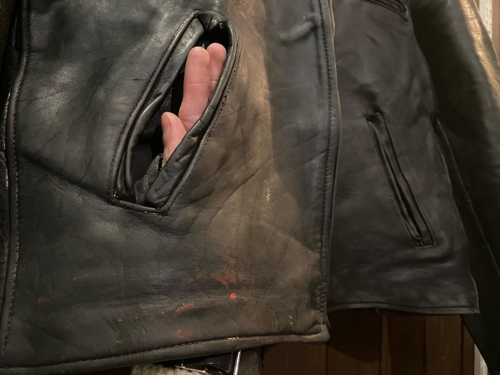 マグネッツ神戸店 12/16(水)Vintage入荷! #1 Leather Item!!!_c0078587_21234348.jpg