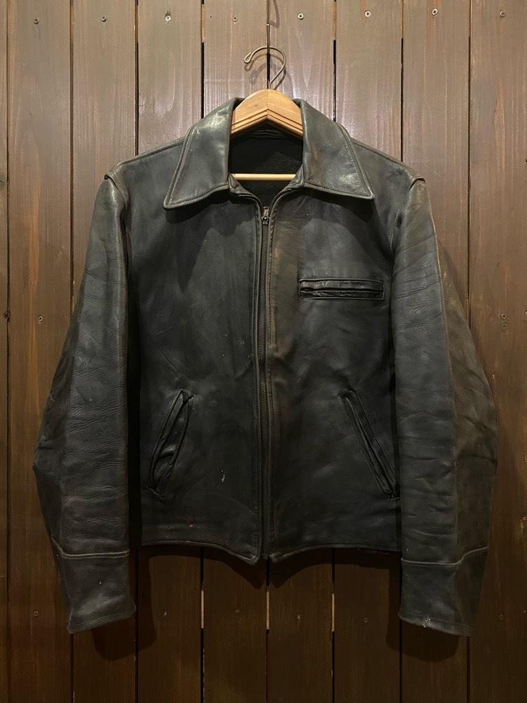 マグネッツ神戸店 12/16(水)Vintage入荷! #1 Leather Item!!!_c0078587_21234492.jpg