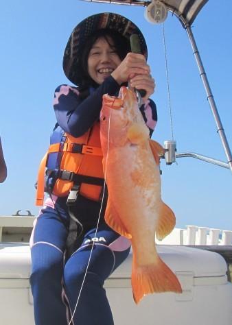 お正月用に高級魚を釣ろう!款璽丸_c0203337_21381588.jpg