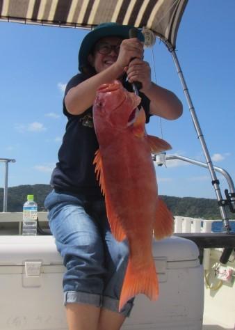 お正月用に高級魚を釣ろう!款璽丸_c0203337_21434103.jpg