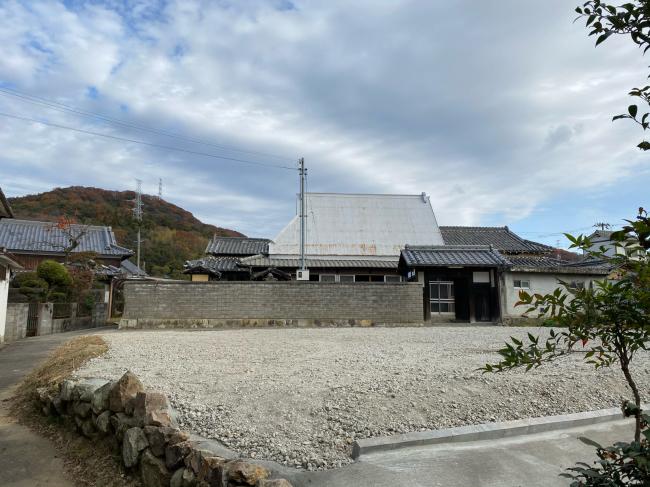 兵庫県古民家物件、平屋建、蔵付、駐車場8台付_f0115152_17061014.jpg