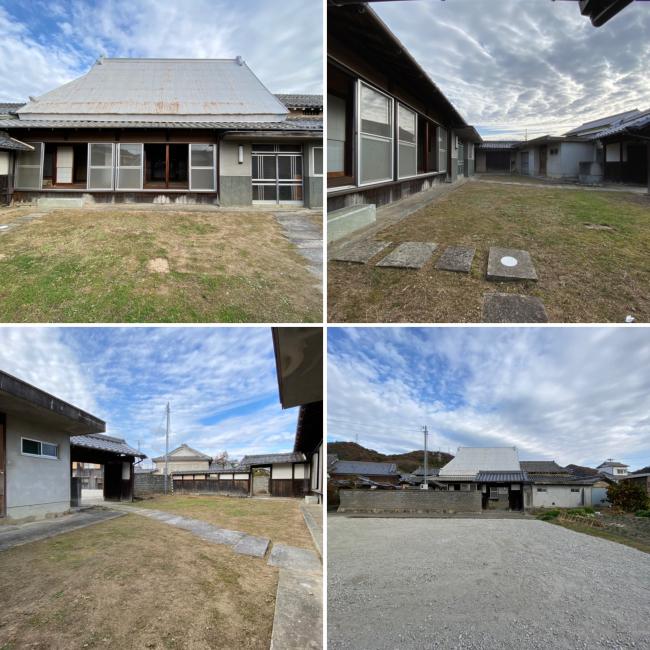 兵庫県古民家物件、平屋建、蔵付、駐車場8台付_f0115152_17070144.jpg