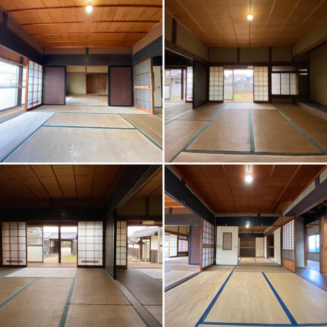 兵庫県古民家物件、平屋建、蔵付、駐車場8台付_f0115152_17070695.jpg
