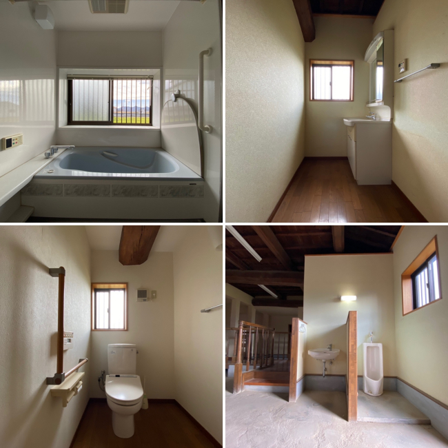 兵庫県古民家物件、平屋建、蔵付、駐車場8台付_f0115152_17071267.jpg