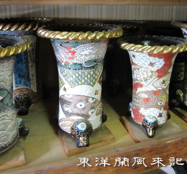 布施覚鉢製造終了          No.646_d0103457_23575654.jpg