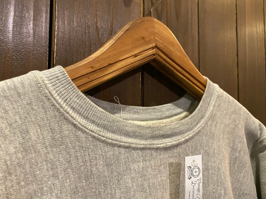 マグネッツ神戸店 12/16(水)Vintage入荷! #2 Vintage Sweat Item!!!_c0078587_13433286.jpg