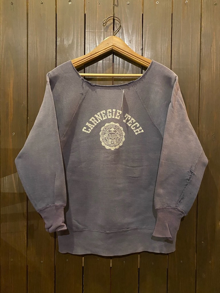 マグネッツ神戸店 12/16(水)Vintage入荷! #2 Vintage Sweat Item!!!_c0078587_13485727.jpg