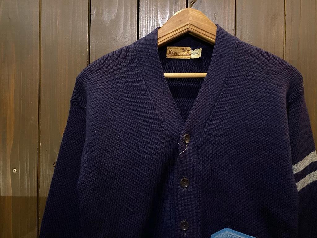 マグネッツ神戸店 12/16(水)Vintage入荷! #5 Athletic Cardigan!!!_c0078587_16171430.jpg