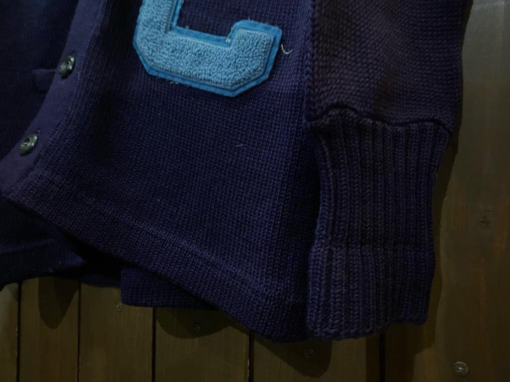マグネッツ神戸店 12/16(水)Vintage入荷! #5 Athletic Cardigan!!!_c0078587_16171538.jpg