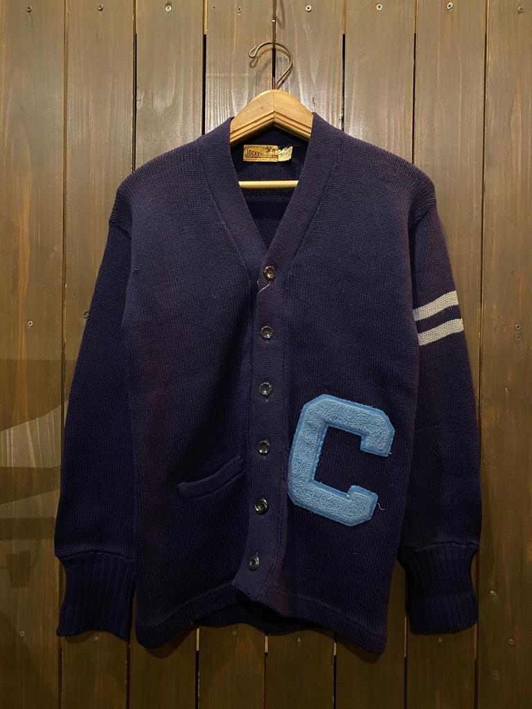 マグネッツ神戸店 12/16(水)Vintage入荷! #5 Athletic Cardigan!!!_c0078587_16171608.jpg