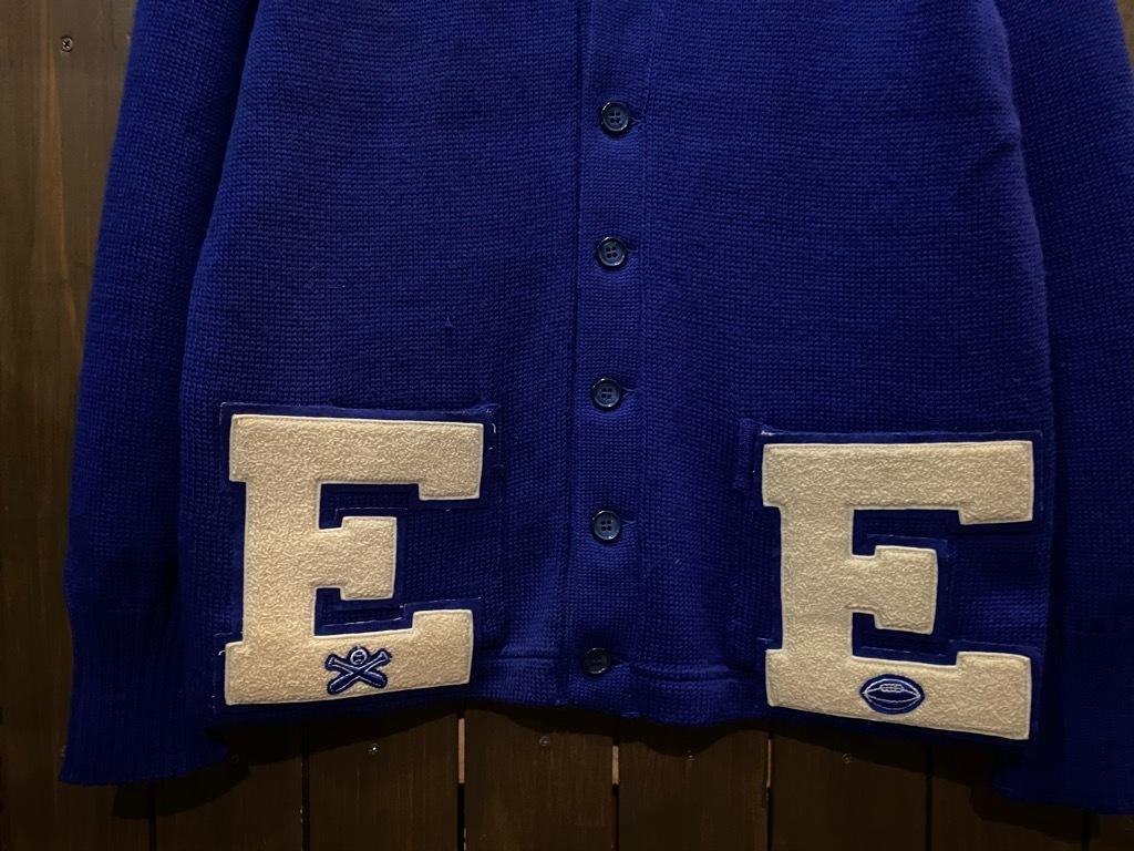 マグネッツ神戸店 12/16(水)Vintage入荷! #5 Athletic Cardigan!!!_c0078587_16174764.jpg