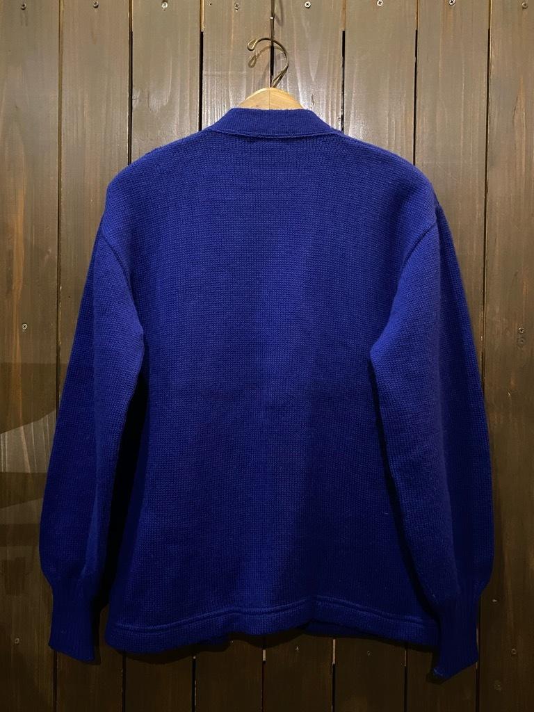 マグネッツ神戸店 12/16(水)Vintage入荷! #5 Athletic Cardigan!!!_c0078587_16174827.jpg