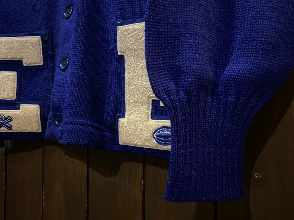 マグネッツ神戸店 12/16(水)Vintage入荷! #5 Athletic Cardigan!!!_c0078587_16174877.jpg