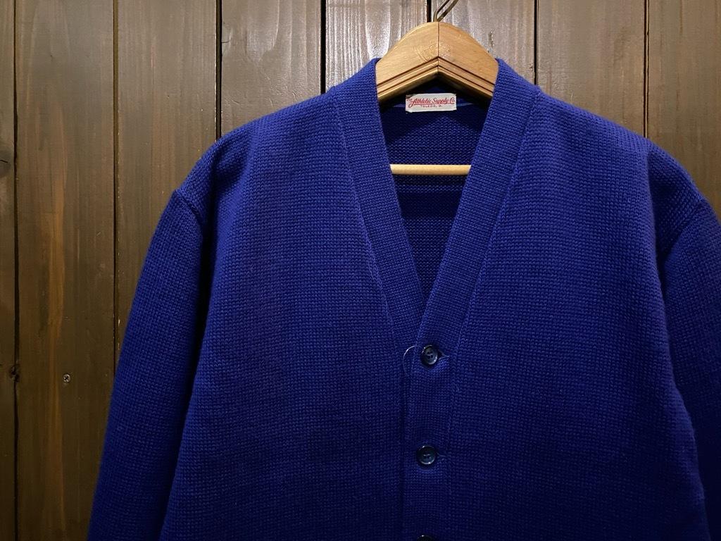 マグネッツ神戸店 12/16(水)Vintage入荷! #5 Athletic Cardigan!!!_c0078587_16174924.jpg