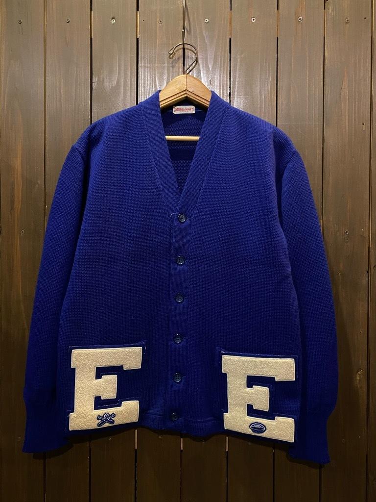 マグネッツ神戸店 12/16(水)Vintage入荷! #5 Athletic Cardigan!!!_c0078587_16174959.jpg