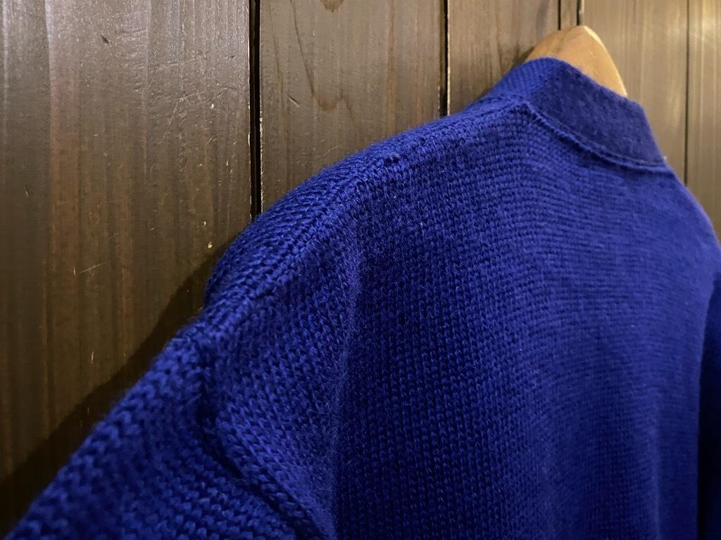 マグネッツ神戸店 12/16(水)Vintage入荷! #5 Athletic Cardigan!!!_c0078587_16183752.jpg