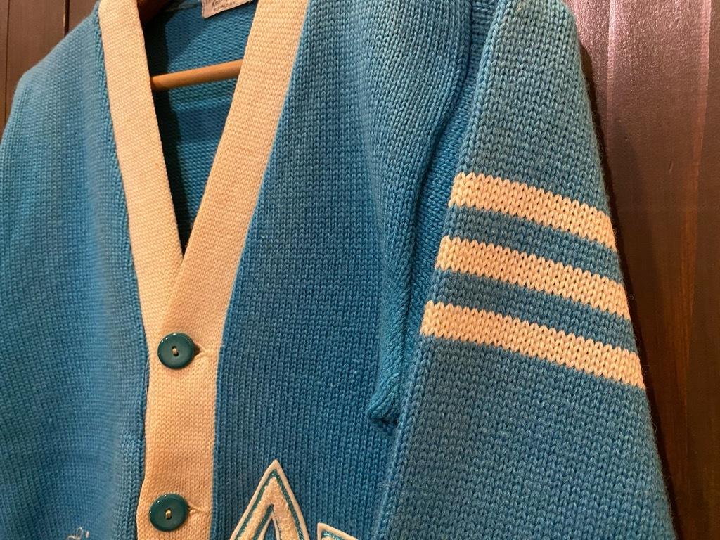 マグネッツ神戸店 12/16(水)Vintage入荷! #5 Athletic Cardigan!!!_c0078587_16190300.jpg