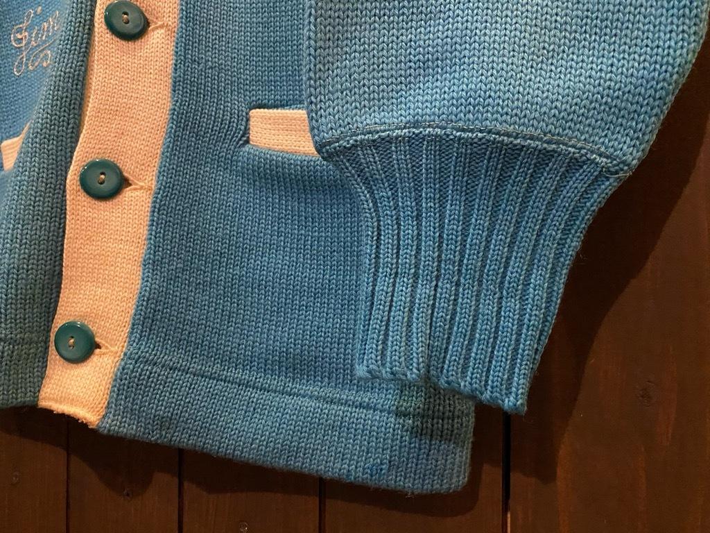 マグネッツ神戸店 12/16(水)Vintage入荷! #5 Athletic Cardigan!!!_c0078587_16190304.jpg