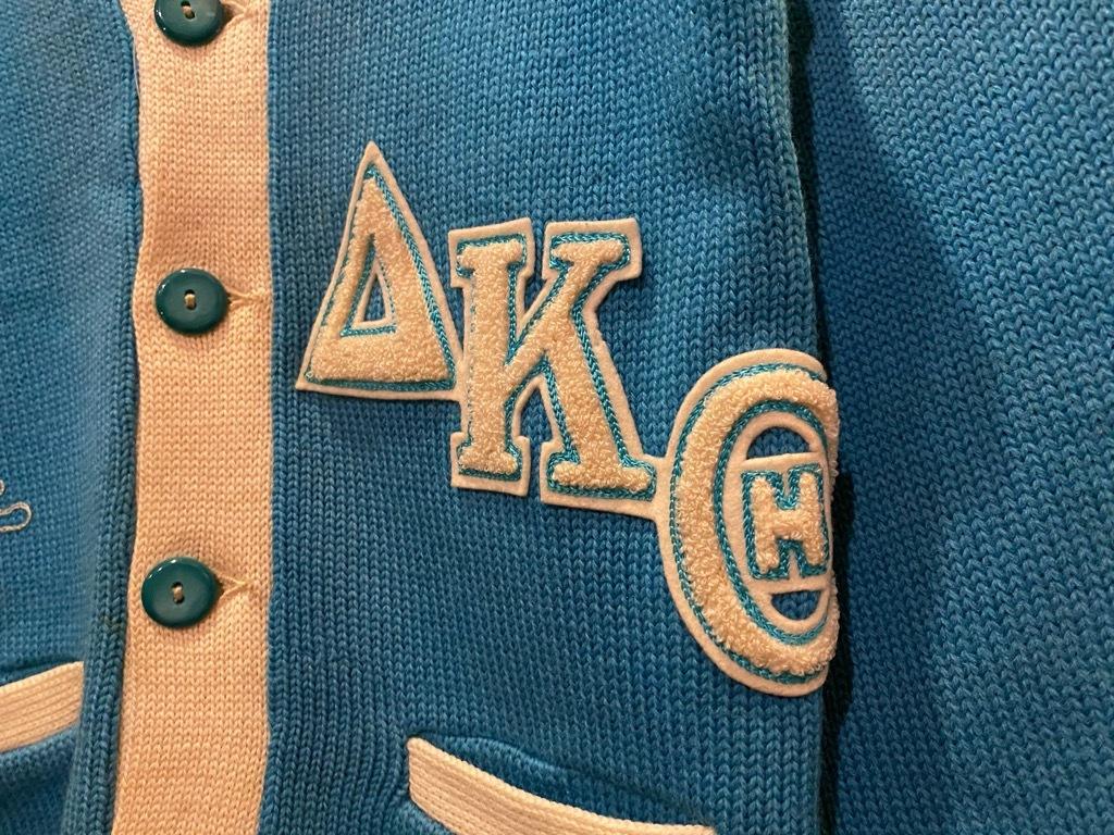 マグネッツ神戸店 12/16(水)Vintage入荷! #5 Athletic Cardigan!!!_c0078587_16190312.jpg
