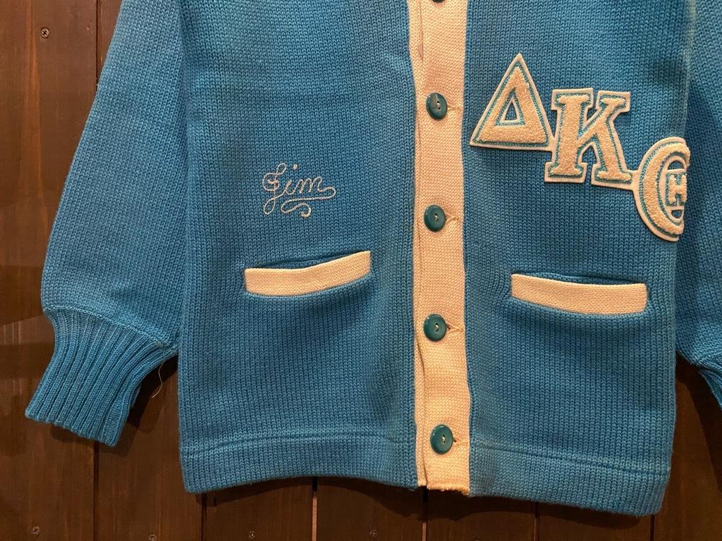マグネッツ神戸店 12/16(水)Vintage入荷! #5 Athletic Cardigan!!!_c0078587_16190341.jpg
