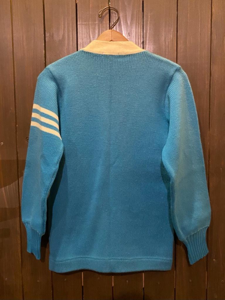 マグネッツ神戸店 12/16(水)Vintage入荷! #5 Athletic Cardigan!!!_c0078587_16190459.jpg