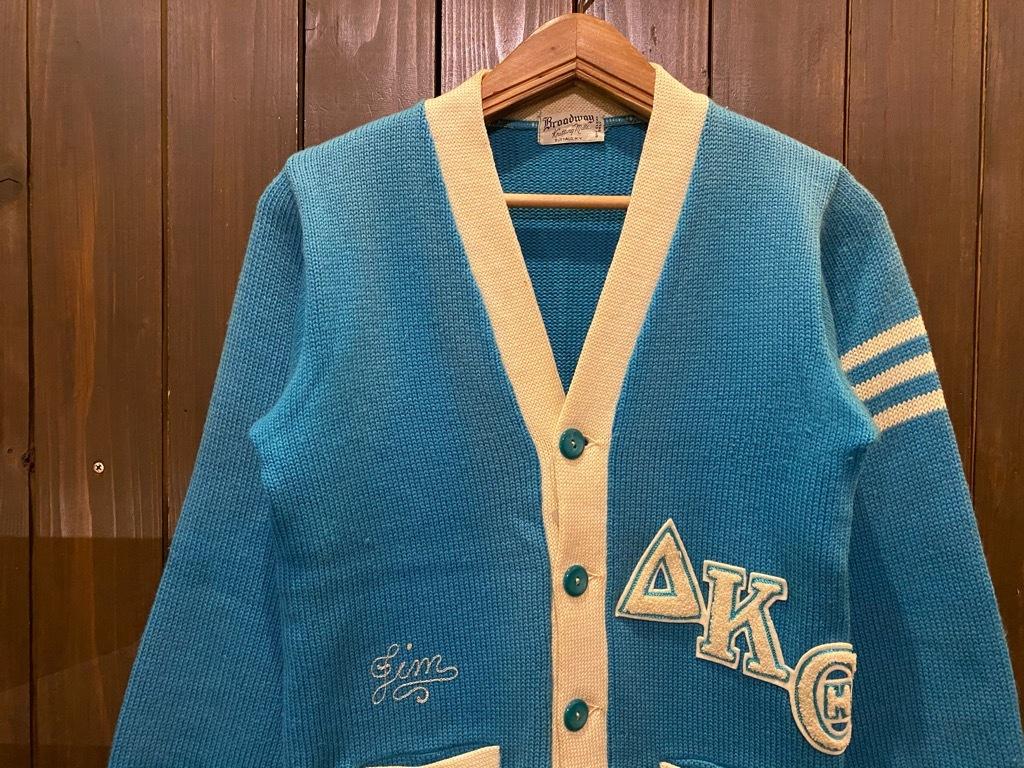 マグネッツ神戸店 12/16(水)Vintage入荷! #5 Athletic Cardigan!!!_c0078587_16190540.jpg