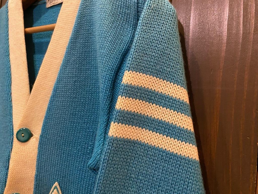 マグネッツ神戸店 12/16(水)Vintage入荷! #5 Athletic Cardigan!!!_c0078587_16190586.jpg