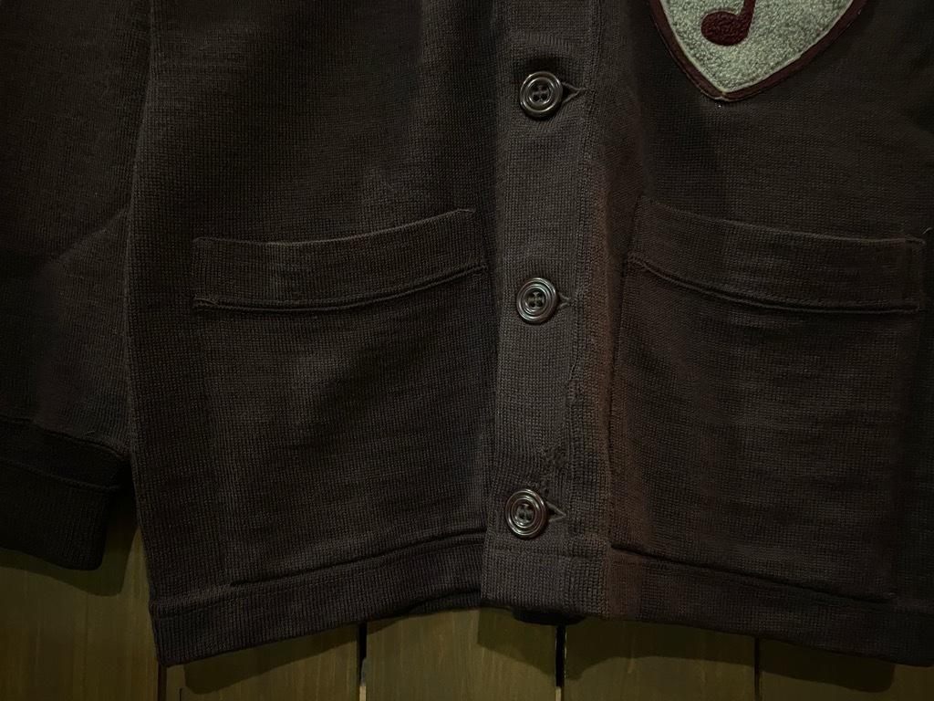 マグネッツ神戸店 12/16(水)Vintage入荷! #5 Athletic Cardigan!!!_c0078587_16205130.jpg