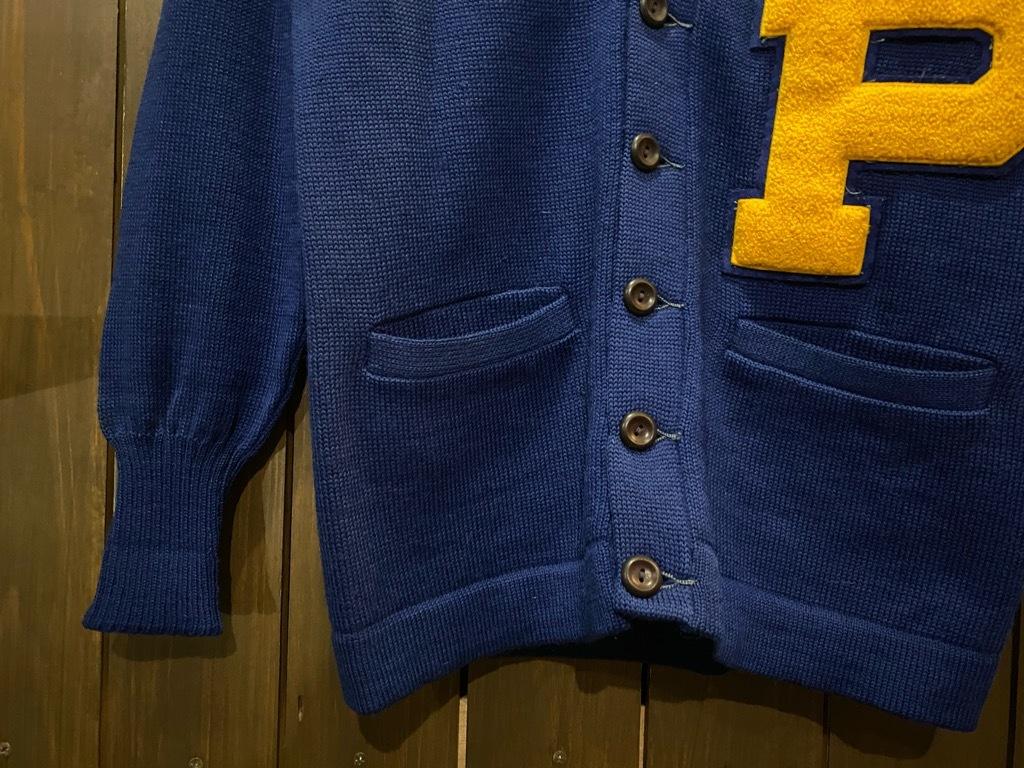 マグネッツ神戸店 12/16(水)Vintage入荷! #5 Athletic Cardigan!!!_c0078587_16220162.jpg