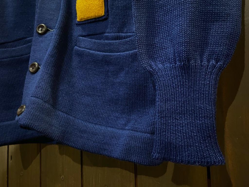 マグネッツ神戸店 12/16(水)Vintage入荷! #5 Athletic Cardigan!!!_c0078587_16220245.jpg