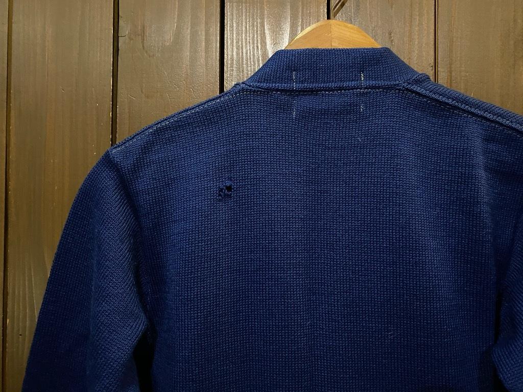 マグネッツ神戸店 12/16(水)Vintage入荷! #5 Athletic Cardigan!!!_c0078587_16220294.jpg