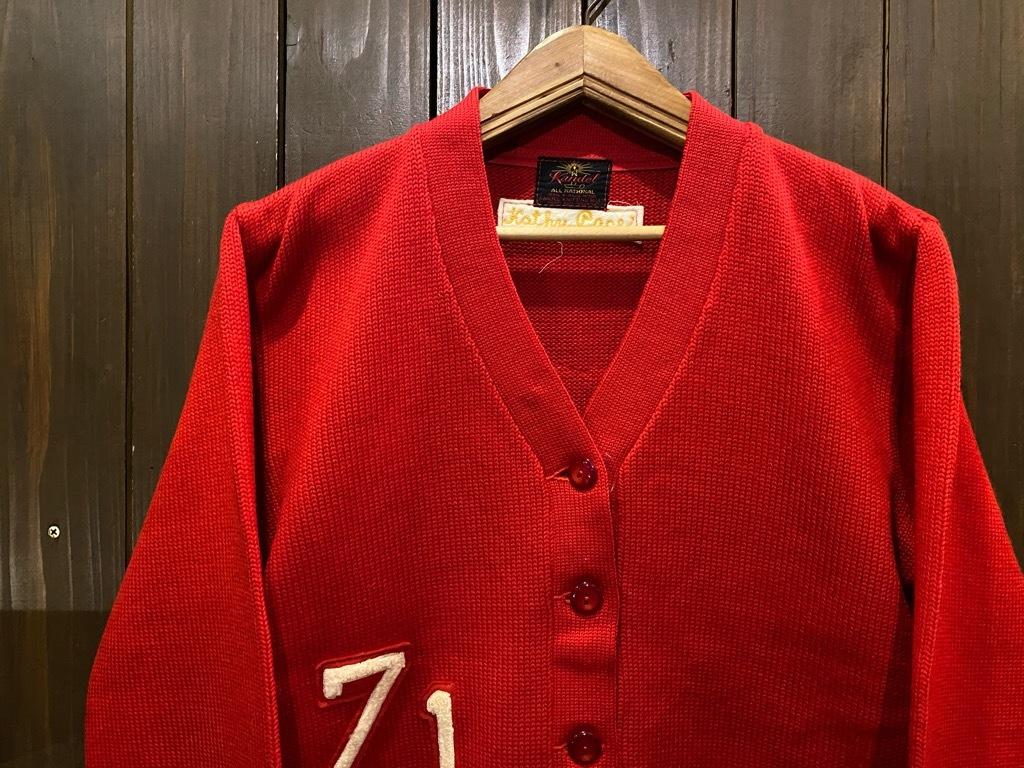 マグネッツ神戸店 12/16(水)Vintage入荷! #5 Athletic Cardigan!!!_c0078587_16224323.jpg