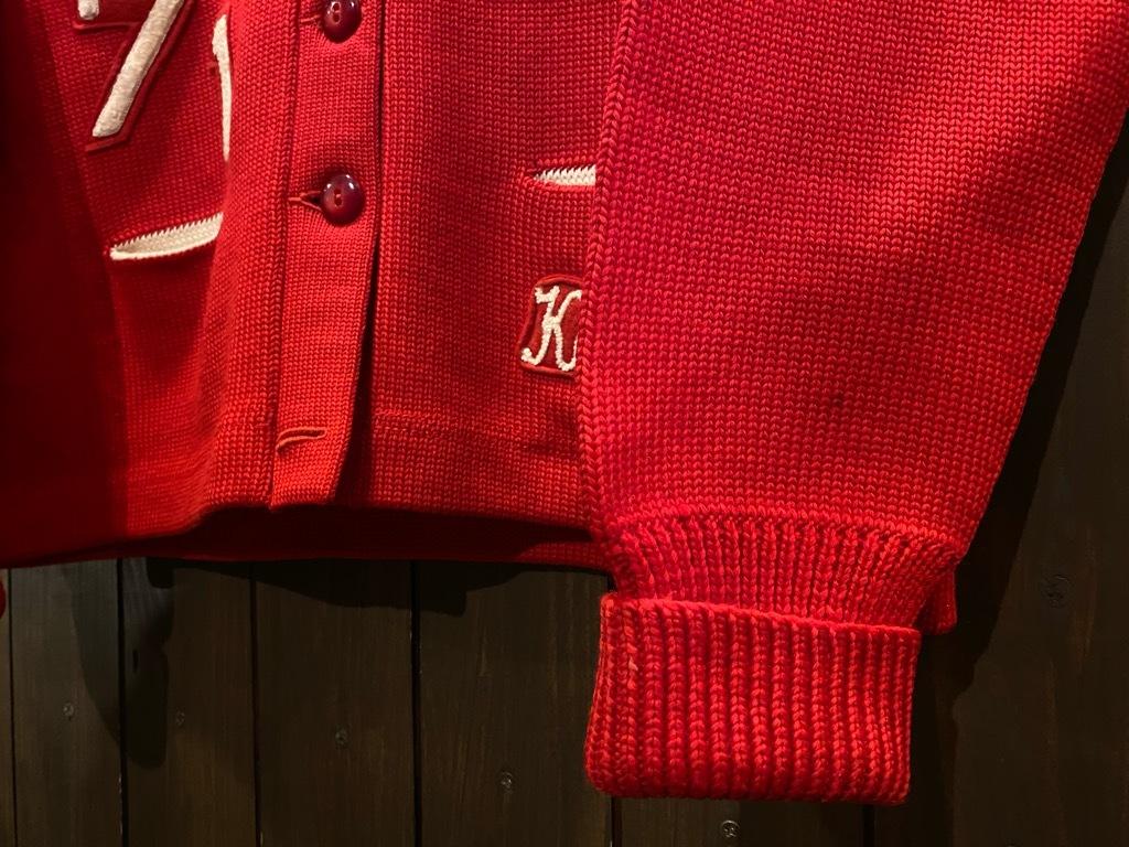 マグネッツ神戸店 12/16(水)Vintage入荷! #5 Athletic Cardigan!!!_c0078587_16224332.jpg