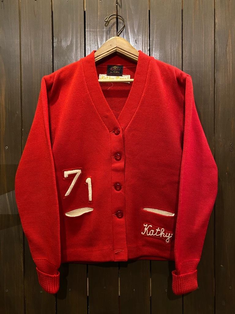 マグネッツ神戸店 12/16(水)Vintage入荷! #5 Athletic Cardigan!!!_c0078587_16224571.jpg