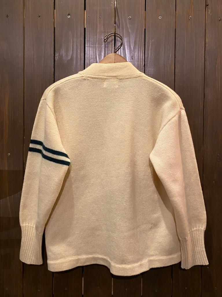 マグネッツ神戸店 12/16(水)Vintage入荷! #5 Athletic Cardigan!!!_c0078587_18525388.jpg