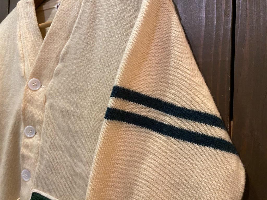 マグネッツ神戸店 12/16(水)Vintage入荷! #5 Athletic Cardigan!!!_c0078587_18531613.jpg