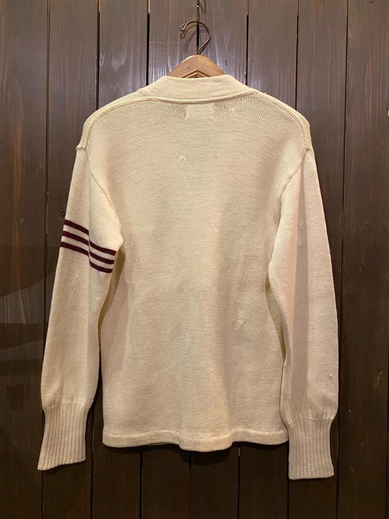 マグネッツ神戸店 12/16(水)Vintage入荷! #5 Athletic Cardigan!!!_c0078587_18534330.jpg