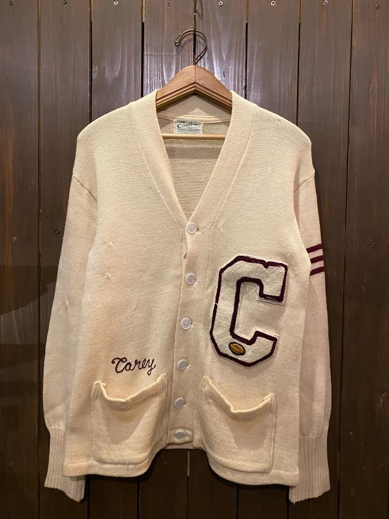 マグネッツ神戸店 12/16(水)Vintage入荷! #5 Athletic Cardigan!!!_c0078587_18534331.jpg