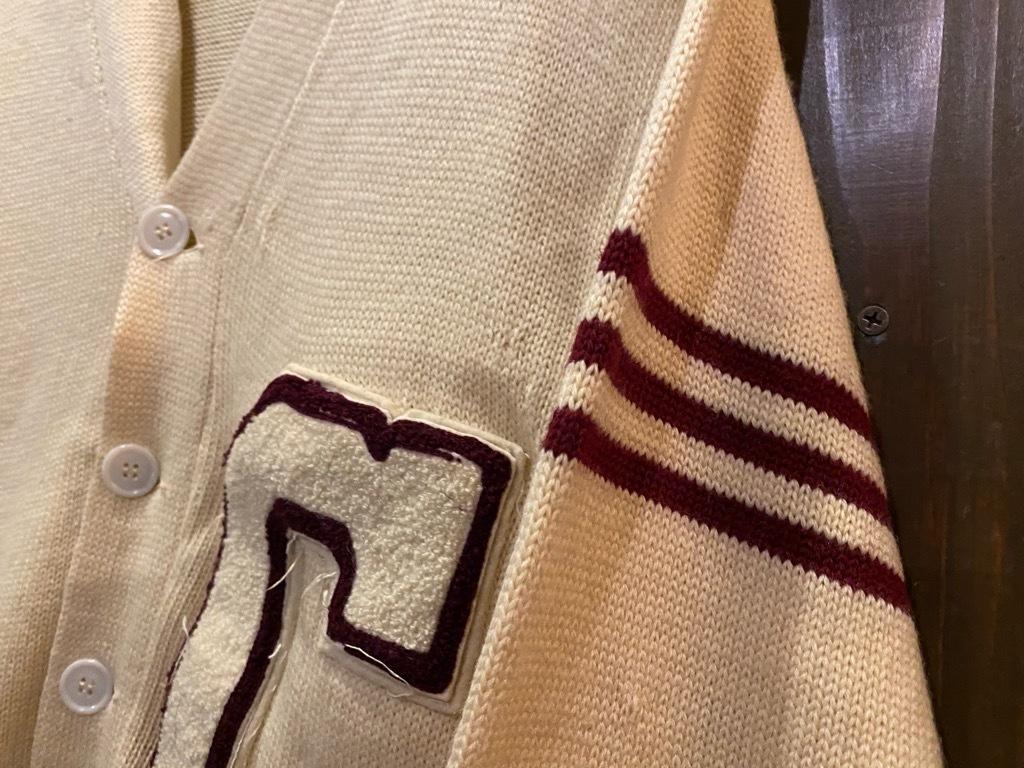 マグネッツ神戸店 12/16(水)Vintage入荷! #5 Athletic Cardigan!!!_c0078587_18535992.jpg