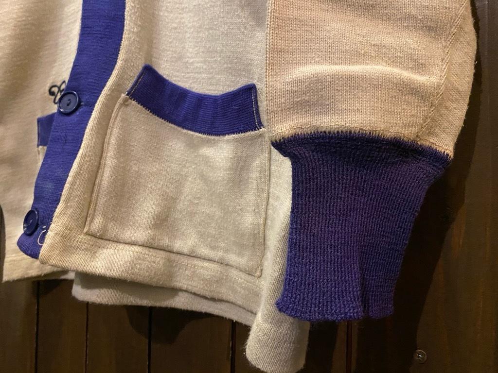 マグネッツ神戸店 12/16(水)Vintage入荷! #5 Athletic Cardigan!!!_c0078587_18543166.jpg