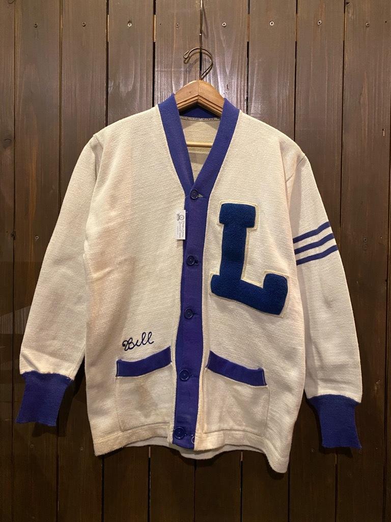 マグネッツ神戸店 12/16(水)Vintage入荷! #5 Athletic Cardigan!!!_c0078587_18543191.jpg