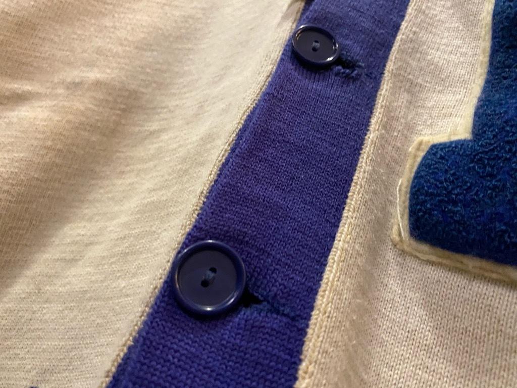 マグネッツ神戸店 12/16(水)Vintage入荷! #5 Athletic Cardigan!!!_c0078587_18543238.jpg
