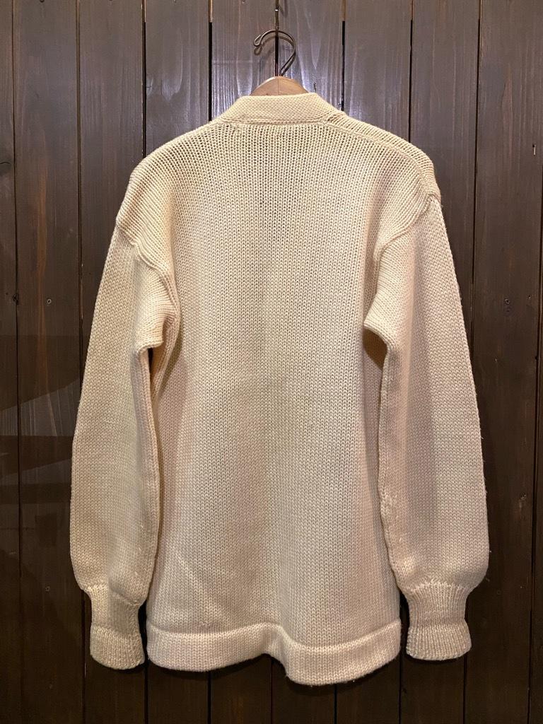 マグネッツ神戸店 12/16(水)Vintage入荷! #5 Athletic Cardigan!!!_c0078587_18550100.jpg