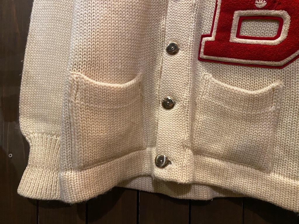 マグネッツ神戸店 12/16(水)Vintage入荷! #5 Athletic Cardigan!!!_c0078587_18550123.jpg