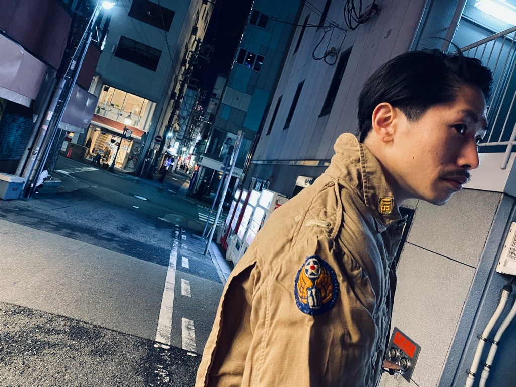 マグネッツ神戸店 12/16(水)Vintage入荷! #7 U.S.Military Item Part2!!!_c0078587_20434043.jpg
