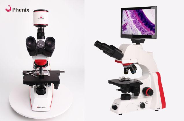 鳳凰光学新世帯AIスマートデジタル顕微鏡制作発表_d0357499_13185189.jpg