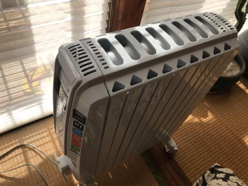 オイルヒーター/yoshi _d0135801_22143102.jpg