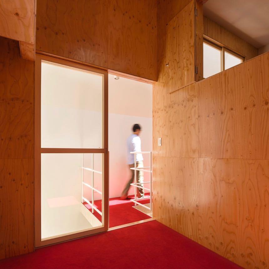 ホテルのような設えを思い、設計しています。_d0111714_13170686.jpg