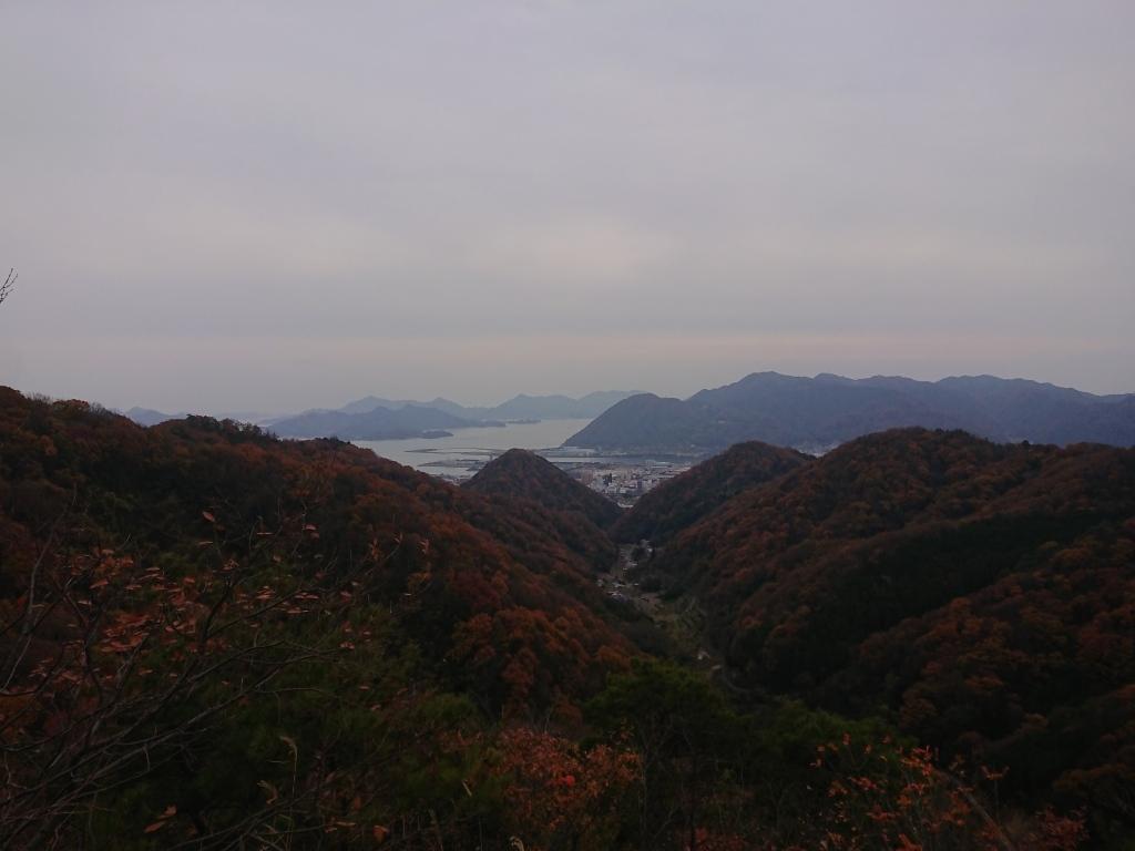 今年、最後の登山「大峰山」から「桜山」_c0339918_15511606.jpg